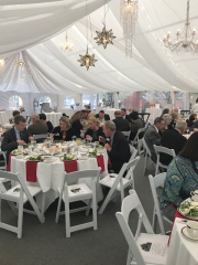 Annual Gala Diners April 2018