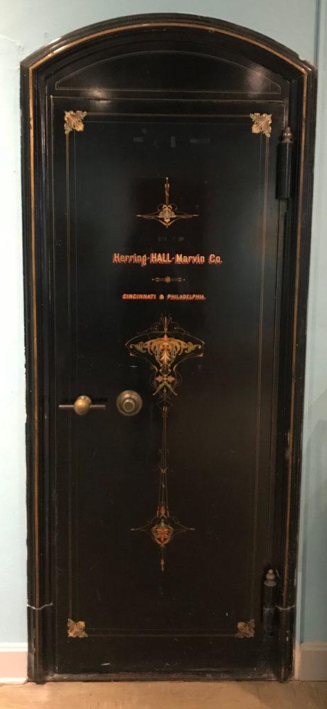 LCHS Museum Vault Door