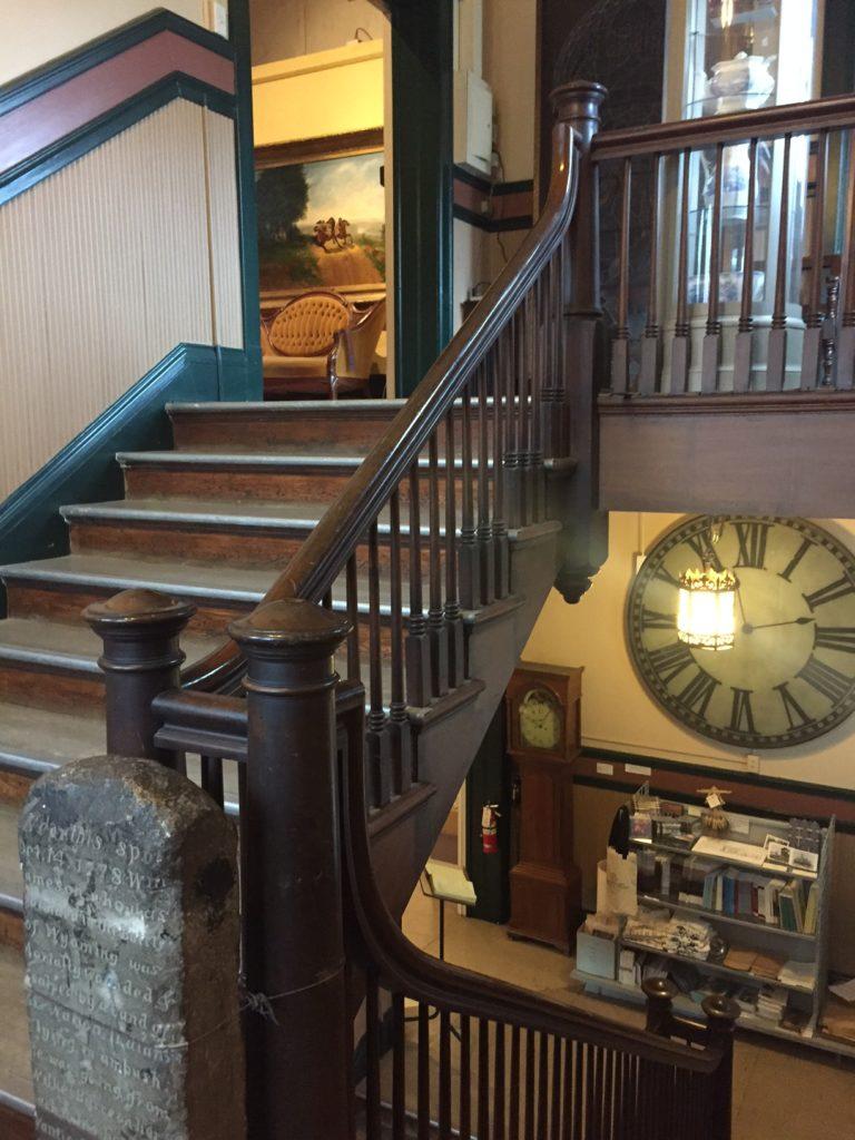 Luzerne Interior Stairway