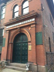 LCHS Doorway