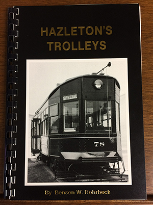 Hazletons Trolleys Book Cover