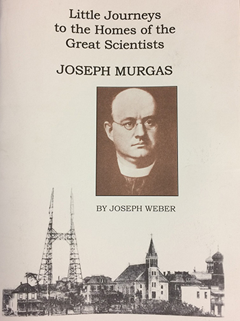 Book Cover Little Journeys Joseph Murgas