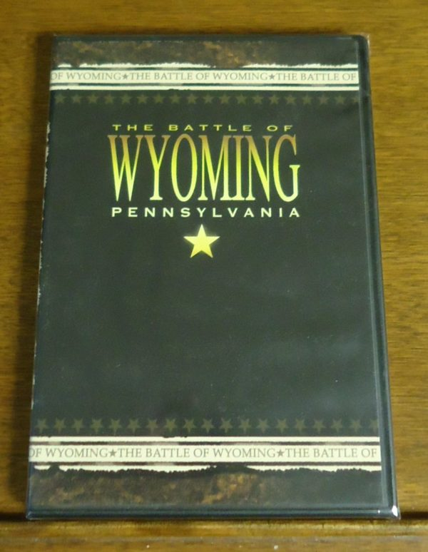 LCHS DVD Battle Wyoming cover