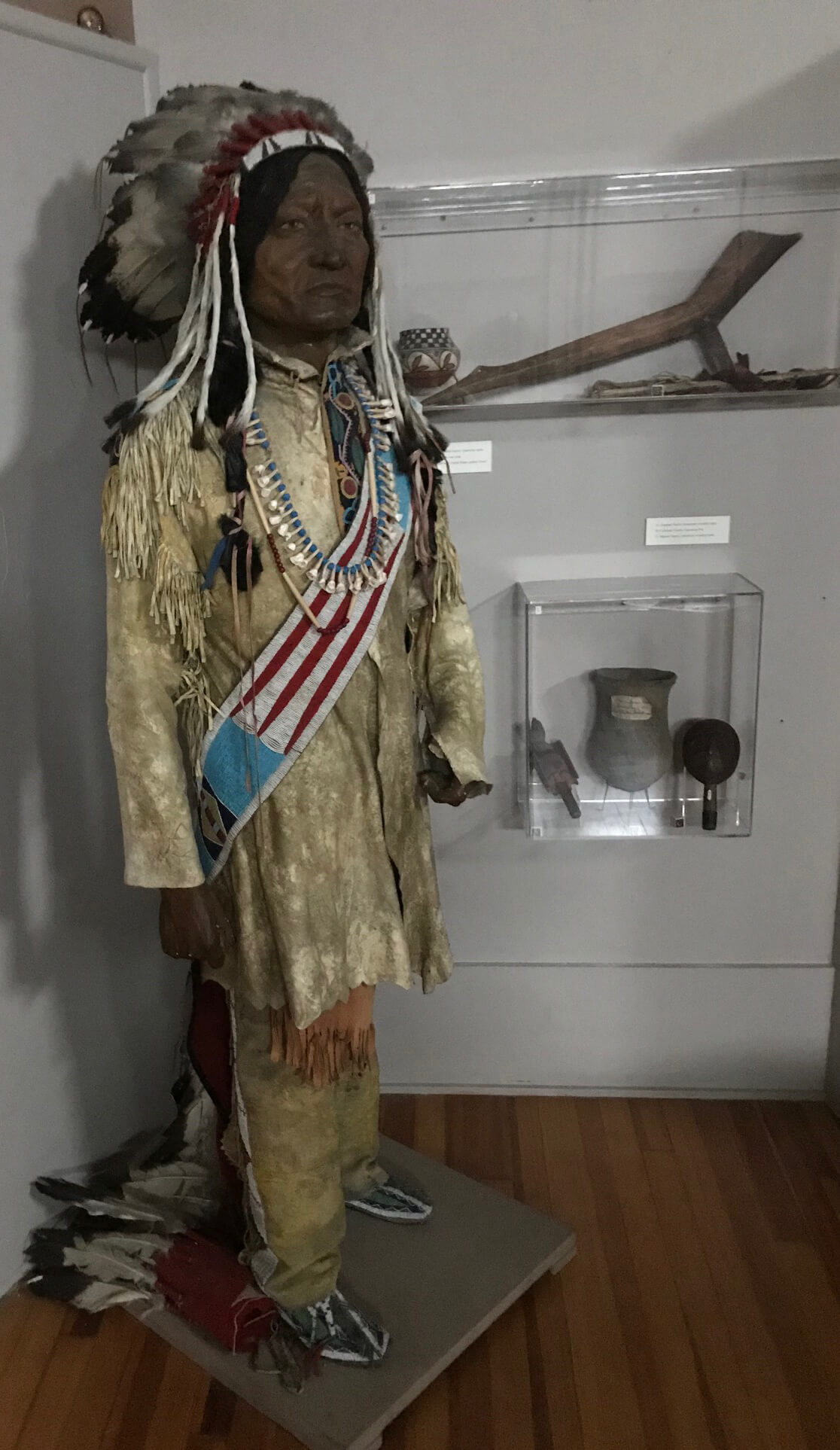 Native American Indian Exhibition