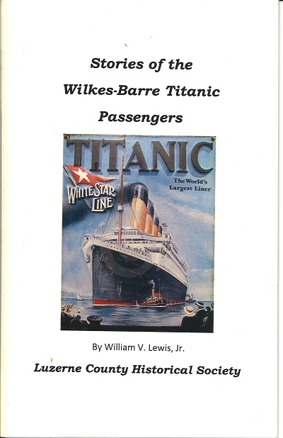 Stories of the WB Titanic Passengers