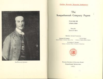 Susq Papers Vol III