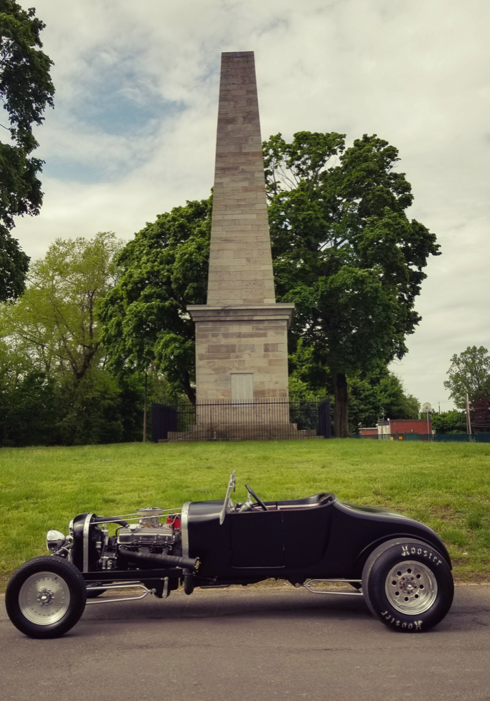 Road Rally 2019 Monument